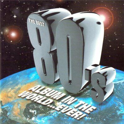 £2.24 • Buy Various : The Best 80s Album In The World ... Ever CD FREE Shipping, Save £s