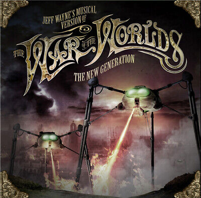 £3.48 • Buy Jeff Wayne : Jeff Wayne's Musical Version Of The War Of The Worlds: The New