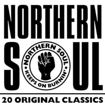 Various Artists : Northern Soul: 20 Original Classics CD (2010) Amazing Value • 2.53£