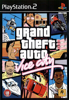 £3.08 • Buy Grand Theft Auto: Vice City (PS2) Adventure: Free Roaming FREE Shipping, Save £s
