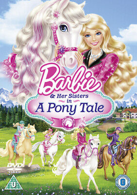 £1.93 • Buy Barbie And Her Sisters In A Pony Tale DVD (2013) Kyran Kelly Cert U Great Value
