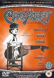 Cabaret [1972] [DVD] DVD Value Guaranteed From EBay's Biggest Seller! • 2.74£