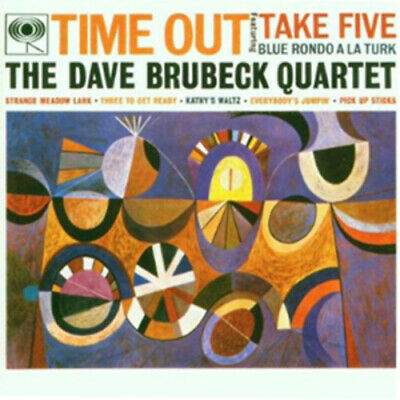 The Dave Brubeck Quartet : Time Out CD (1997) Expertly Refurbished Product • 2.50£