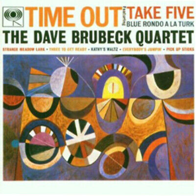 The Dave Brubeck Quartet : Time Out CD (1997) Expertly Refurbished Product • 2.31£