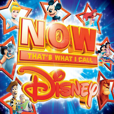 £4 • Buy Various Artists : Now That's What I Call Disney CD 3 Discs (2011) Amazing Value