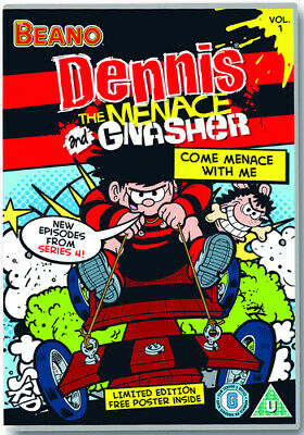 £2.39 • Buy Dennis And Gnasher: Come Menace With Me DVD (2014) Dennis The Menace Cert U