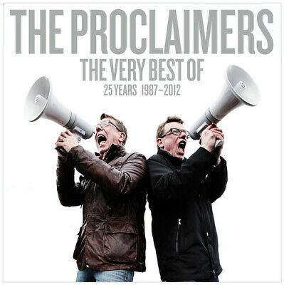 £3.89 • Buy The Proclaimers : The Very Best Of: 25 Years 1987-2012 CD 2 Discs (2013)