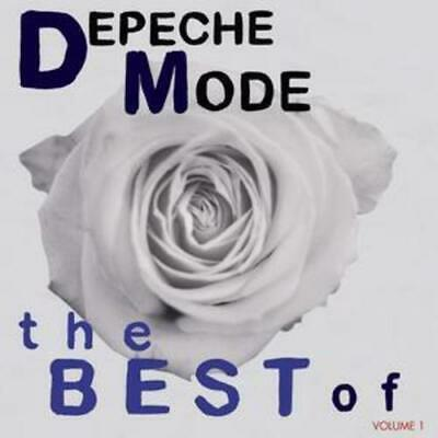 Depeche Mode : The Best Of Depeche Mode - Volume 1 CD (2006) Fast And FREE P & P • 3.48£