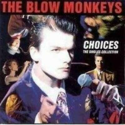 Blow Monkeys : Choices: The Singles Collection CD Expertly Refurbished Product • 2.52£