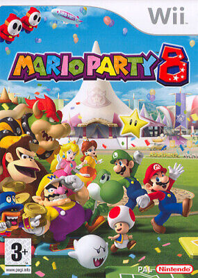 £10.98 • Buy Mario Party 8 (Wii) PEGI 3+ Various: Party Game Expertly Refurbished Product