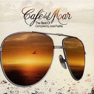 £2.35 • Buy Various Artists : Cafe Del Mar - The Best Of (Compiled By Jose Padilla] CD 2