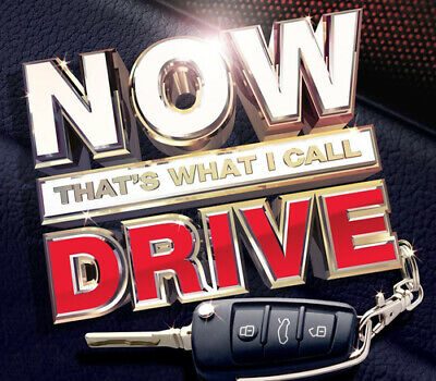 Various Artists : Now That's What I Call Drive CD 3 Discs (2014) Amazing Value • 3.61£