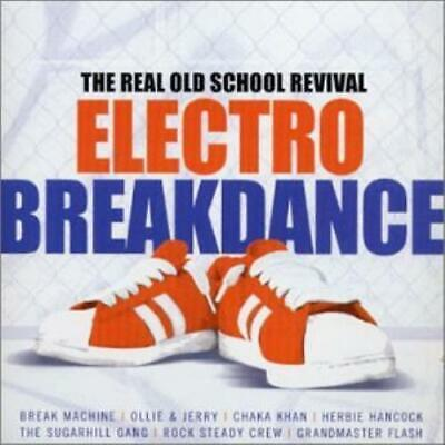 Various Artists : Electro Breakdance CD Highly Rated EBay Seller Great Prices • 3.63£