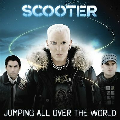 Scooter : Jumping All Over The World CD 2 Discs (2008) FREE Shipping, Save £s • 4.25£
