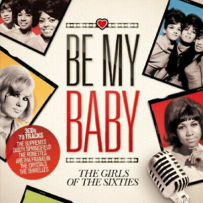 £2.47 • Buy Various Artists : Be My Baby CD 3 Discs (2012) Expertly Refurbished Product