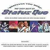 £2.37 • Buy Status Quo : Whatever You Want: The Very Best Of Stat CD FREE Shipping, Save £s
