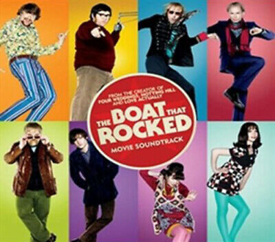 £2.59 • Buy Various Artists : The Boat That Rocked CD 2 Discs (2009) FREE Shipping, Save £s