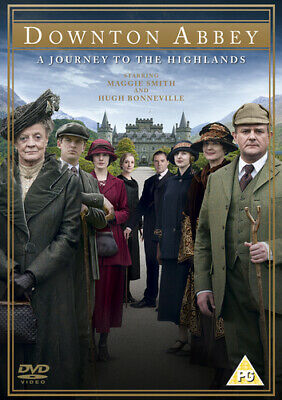 Downton Abbey: A Journey To The Highlands DVD (2012) Maggie Smith Cert PG • 3.24£