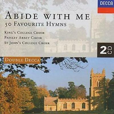 £3.48 • Buy Kings College Choir, Cambridge : Abide With Me: 50 Favourite Hymns CD 2 Discs