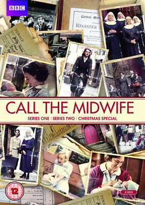 Call The Midwife: The Collection DVD (2013) Jessica Raine Cert 12 6 Discs • 3.94£