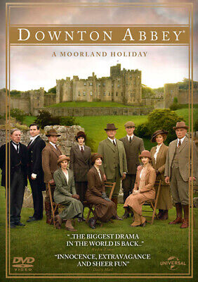 Downton Abbey: A Moorland Holiday DVD (2014) Hugh Bonneville Cert Tc Great Value • 13.93£