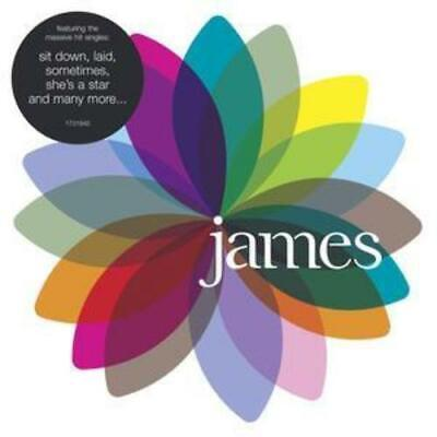 James : Fresh As A Daisy - The Singles CD (2007) Expertly Refurbished Product • 3.03£