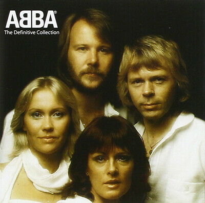 £3.10 • Buy ABBA : The Definitive Collection CD 2 Discs (2008) Expertly Refurbished Product