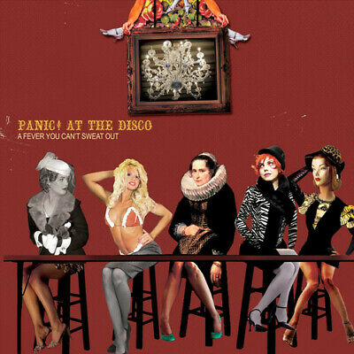Panic! At The Disco : A Fever You Can't Sweat Out CD (2006) Fast And FREE P & P • 2.09£
