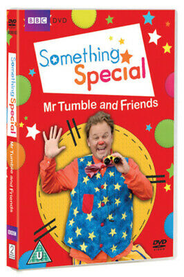 Something Special: Mr Tumble And Friends! DVD (2011) Justin Fletcher Cert U • 2.38£