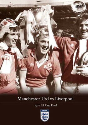 £3.30 • Buy FA Cup Final: 1977 - Manchester United Vs Liverpool DVD (2004) Manchester