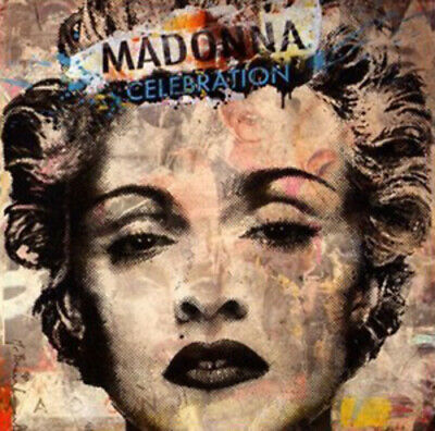 Madonna : Celebration CD (2009) Value Guaranteed From EBay's Biggest Seller! • 2.19£