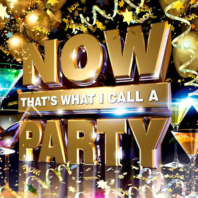 Various Artists : Now That's What I Call A Party CD 3 Discs (2014) Amazing Value • 3.58£
