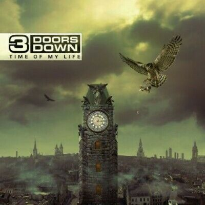 £3.87 • Buy 3 Doors Down : Time Of My Life CD Deluxe  Album (2011) FREE Shipping, Save £s