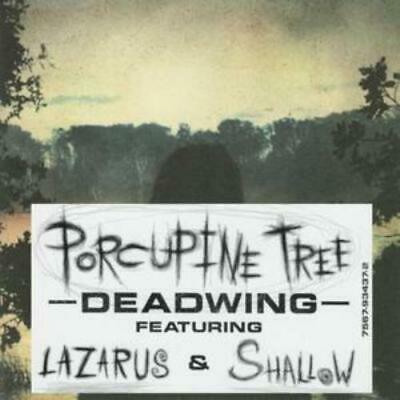£6.82 • Buy Porcupine Tree : Deadwing CD (2005) Value Guaranteed From EBay's Biggest Seller!