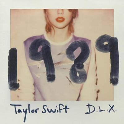 Taylor Swift : 1989 CD Deluxe  Album (2014) Incredible Value And Free Shipping! • 2.65£