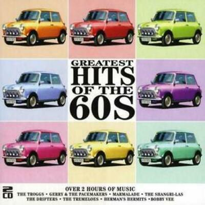 £2.50 • Buy Various Artists : Greatest Hits Of The 60's CD 2 Discs (2004) Quality Guaranteed