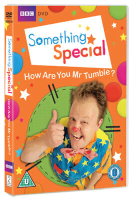 Something Special: How Are You Mr Tumble? DVD (2012) Justin Fletcher Cert U • 2.20£