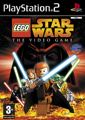 £2.78 • Buy LEGO Star Wars (PS2) PEGI 3+ Adventure Highly Rated EBay Seller Great Prices