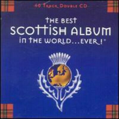 £2.82 • Buy Various Artists : The Best Scottish Album In The World...E CD Quality Guaranteed