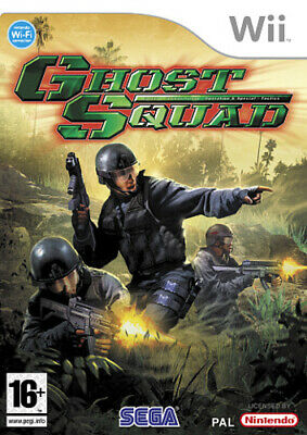 £3.03 • Buy Ghost Squad (Wii) PEGI 16+ Combat Game: Infantry Expertly Refurbished Product