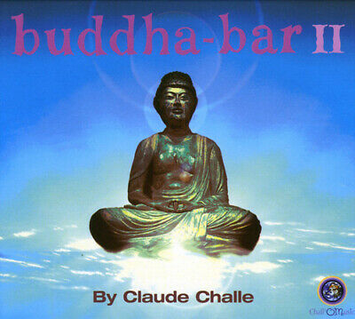 £3.84 • Buy Various Artists : Buddha-bar II: By Claude Challe CD 2 Discs (2000) Great Value