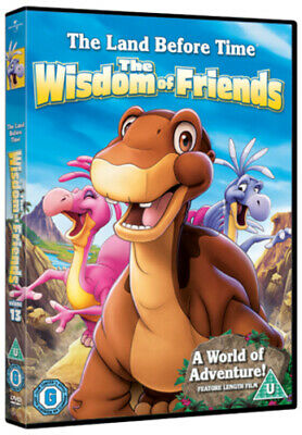 £2.39 • Buy The Land Before Time 13 - The Wisdom Of Friends DVD (2011) Jamie Mitchell Cert