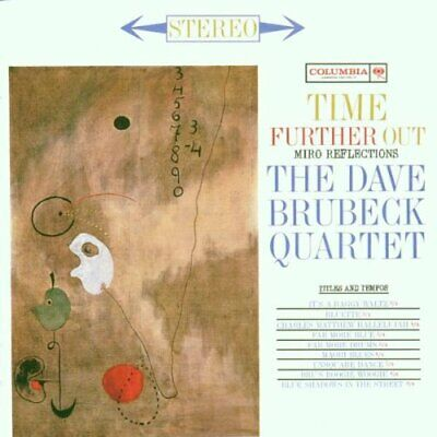 £2.62 • Buy Dave Brubeck Quartet : Time Further Out CD Highly Rated EBay Seller Great Prices