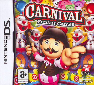 Carnival Funfair Games (DS) PEGI 3+ Various Incredible Value And Free Shipping! • 4.10£