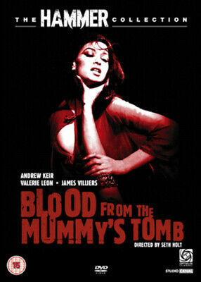 £3.39 • Buy Blood From The Mummy's Tomb DVD (2007) Andrew Keir, Holt (DIR) Cert 15