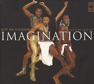 Imagination : Just An Illusion - The Best Of CD 2 Discs (2006) Amazing Value • 8.69£