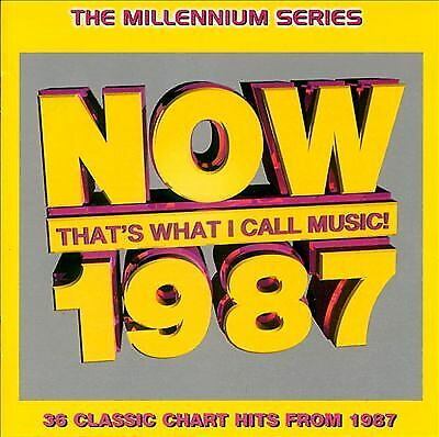 £21.16 • Buy Various : Now Thats What I Call Music 1987 - Mille CD FREE Shipping, Save £s