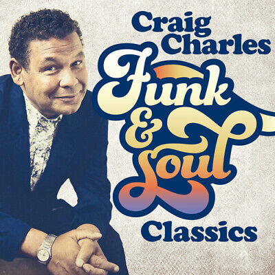 Various Artists : Craig Charles' Funk And Soul Classics CD 3 Discs (2015) • 8.48£