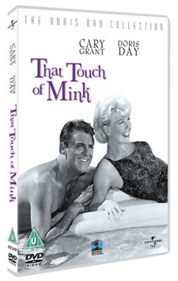£2.66 • Buy That Touch Of Mink DVD (2007) Cary Grant, Mann (DIR) Cert U Fast And FREE P & P