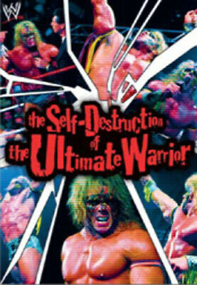 WWE: The Self Destruction Of The Ultimate Warrior DVD (2005) The Ultimate • 4.19£